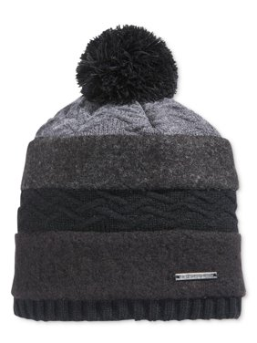 Product Image Sean John Mens Wool Blend Pom Beanie Hat 5542141ec1f3