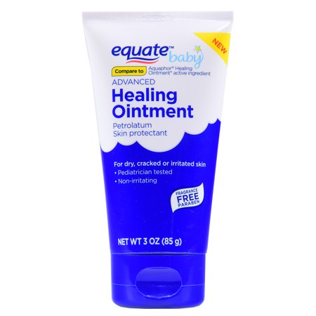 (2 Pack) Equate Baby Advanced Healing Ointment, 3 Oz