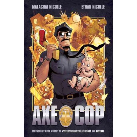Axe Cop 1 by