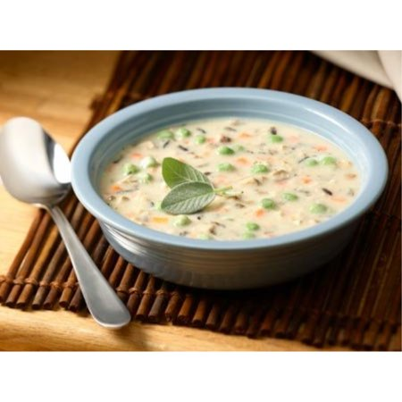 medifast wild rice and chicken flavored soup (1 box/7