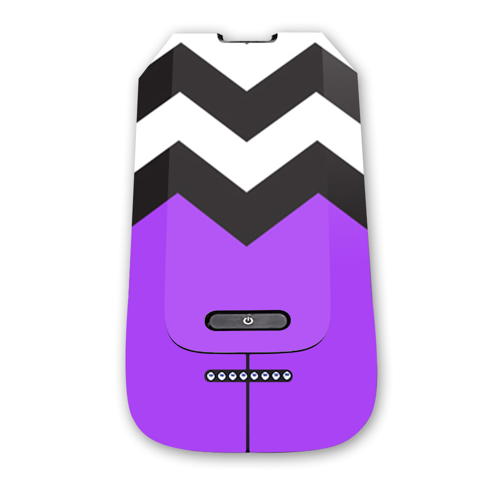 MightySkins Protective Vinyl Skin Decal for 3DR Solo Battery wrap cover sticker skins Aqua Chevron