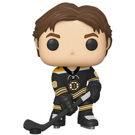 FUNKO POP! NHL: Bruins - David Pastrnak (Home Jersey) ()