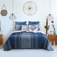 Embry Indigo Quilt Set by Barefoot Bungalow