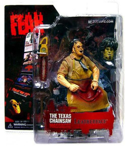 "Mezco The Texas Chainsaw Massacre Leatherface action figure 8/"" new"
