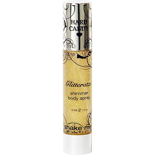 Hard Candy Glitterazzi Body Spray