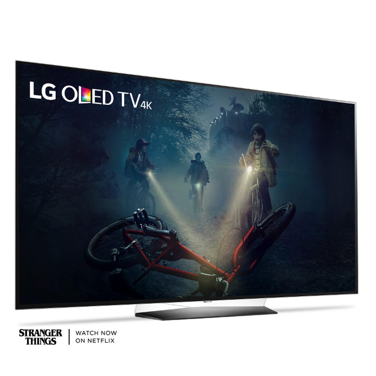 """LG 55"""" Class 4K Ultra HD (2160P) Smart OLED TV (OLED55B7A)"""
