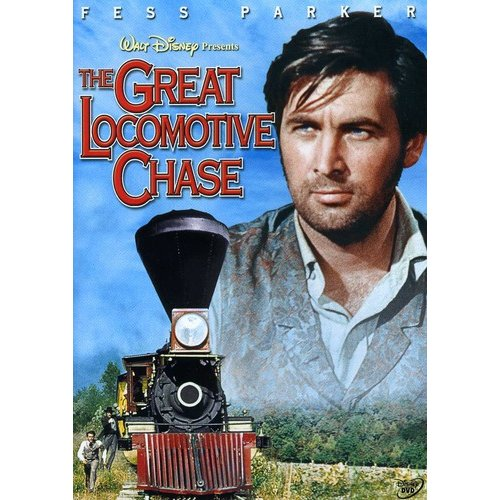 The Great Locomotive Chase (Widescreen)
