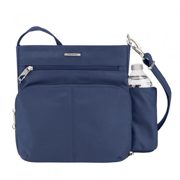 Travelon AT Classic Anti Theft N/S Crossbody Midnight