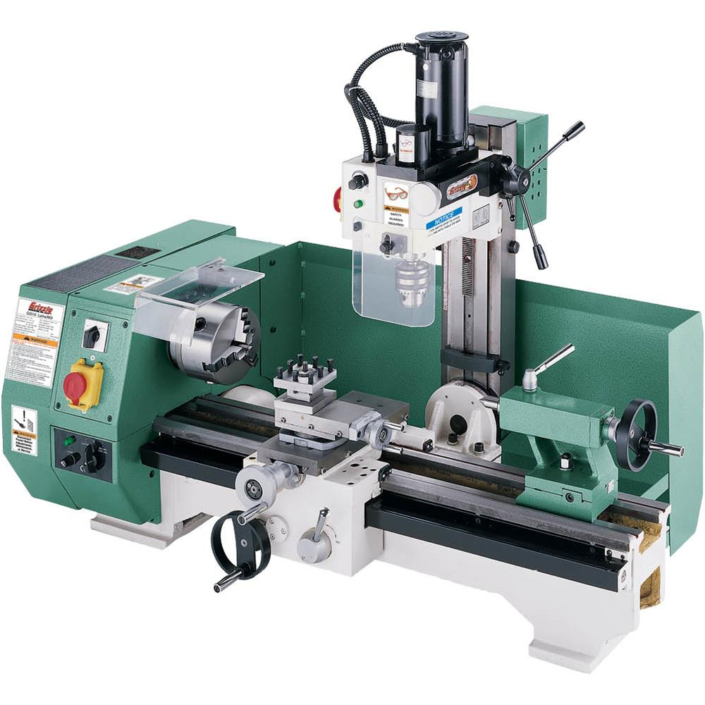 Grizzly G0516 Combo Lathe w  Milling Attachment by