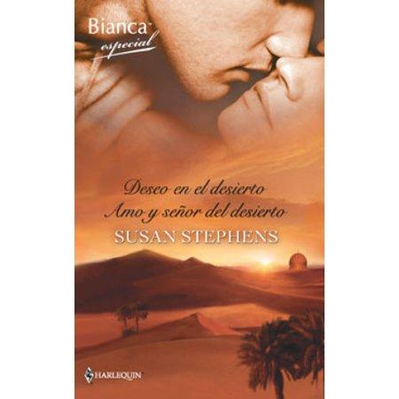 Deseo en el desierto - Amo y señor del desierto - eBook