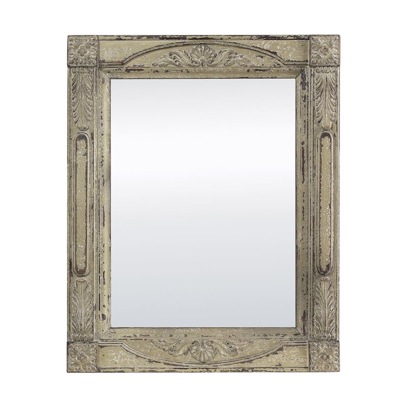 Mirror in Adriannia Antique Cream