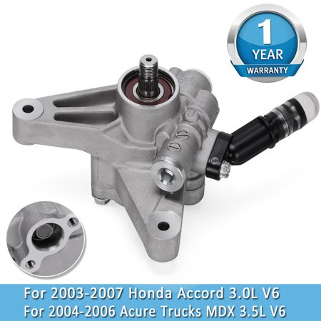 New Power Steering Pump For 2003-2007 Honda Accord 3.0 V6 Replace Number