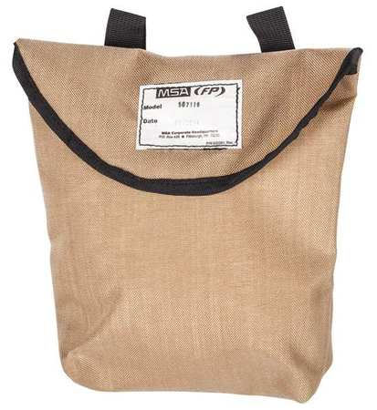 Msa Carrying Pouch, Tan 507119