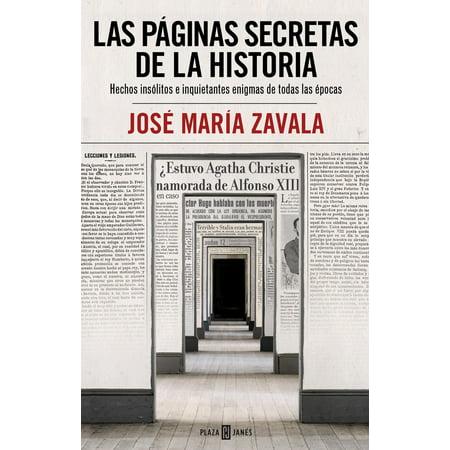 Las páginas secretas de la historia / History's Secret Pages