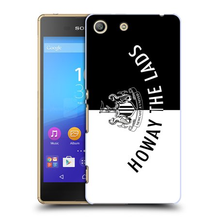 Official Newcastle United Fc Nufc Howay The Lads Tunnel Sign Hard Back Case For Sony Phones 2