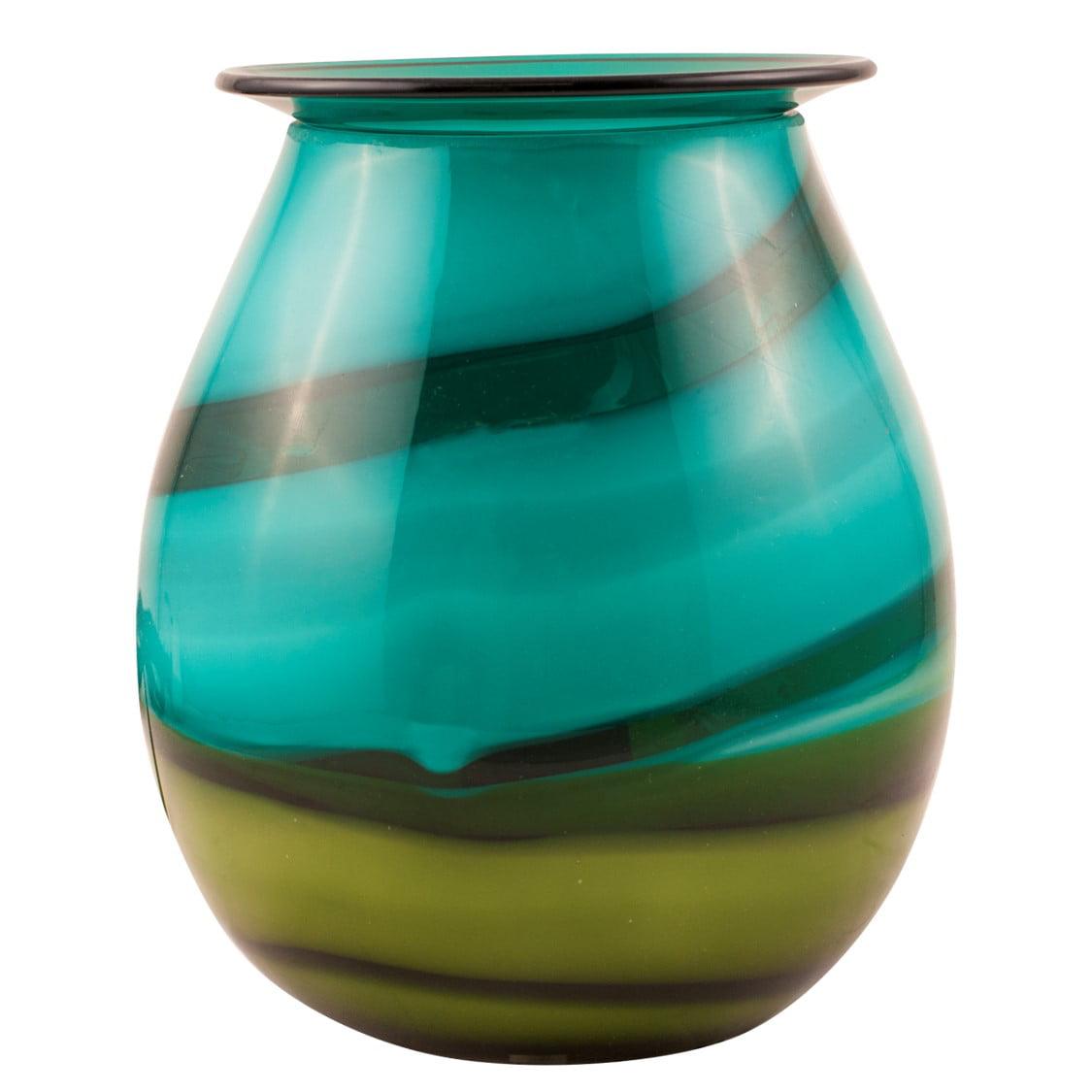 Better Homes & Gardens Marina Art Glass Full-Size Scented Wax Warmer