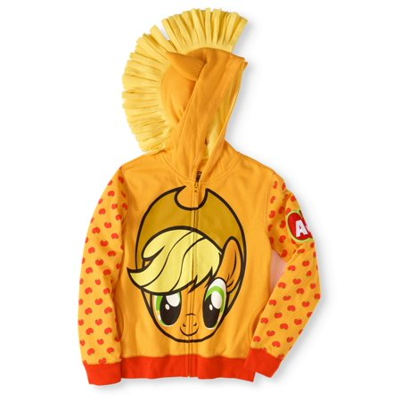4a63f2cd2da My Little Pony - Girls  My Little Pony Costume Hoodie - Walmart.com
