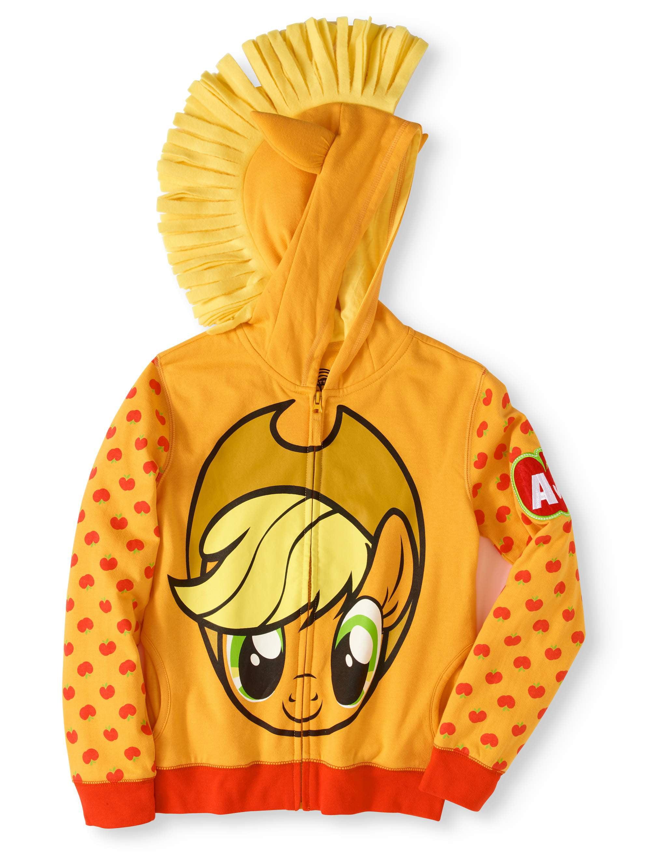 Girls' My Little Pony Costume Hoodie