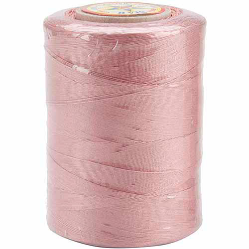 Star Mercerized Cotton Thread Solids, 1200 yds