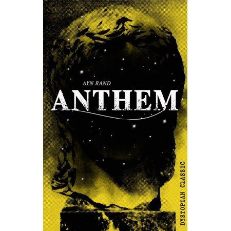 ANTHEM (Dystopian Classic) - eBook