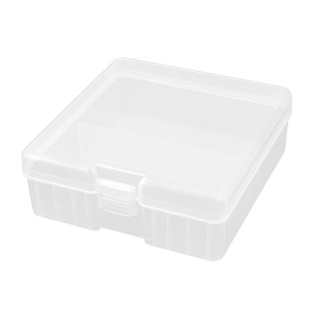Hard Plastic Case Holder Storage Box Container for 100 x AA Battery - image 6 de 6