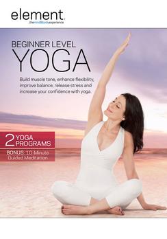 Element: Beginner Level Yoga (DVD) by Starz