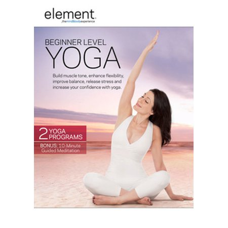 Element: Beginner Level Yoga (DVD) - Beginner Level