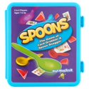 PlayMonster Spoons The game of Card Grabbin' & Spoon Snaggin
