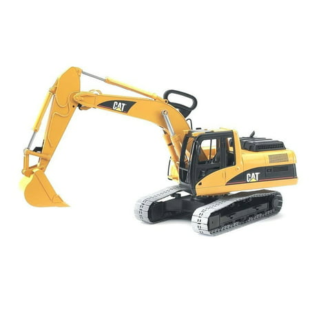 Bruder toys caterpillar equipment treaded excavator in 1:16 scale | 02439