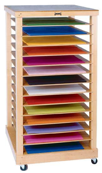 Jonti-craft Paper Rack by Jonti Craft