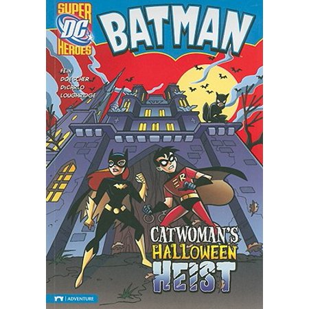 Batman: Catwoman's Halloween Heist - Mike Patton Halloween