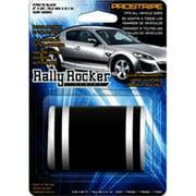 Trimbrite R76019 Rally Rocker Stripe, 3 in. x 20 ft. Black