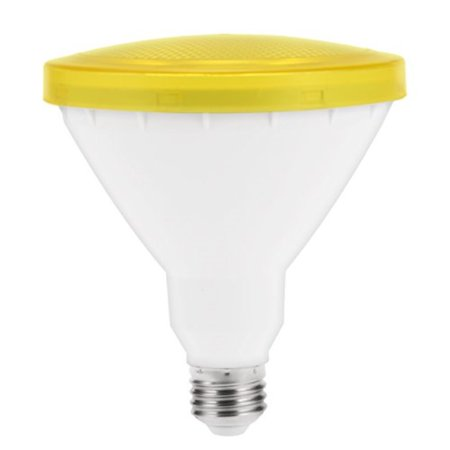 Par38 Yellow Bug Light Bulb Jandcase Led Flood 10w Outdoor