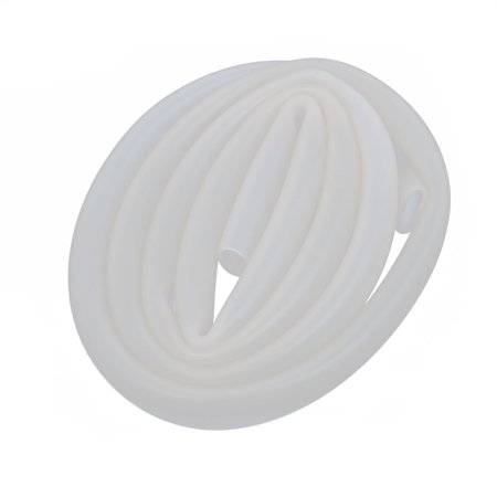 10mm x 12mm Food Grade Beige Silicone Tube Water Air Pump Hose 1M