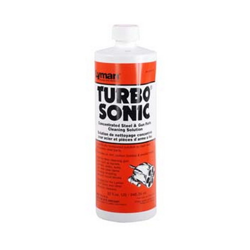 Lyman Turbo Sonic Cleaning Solution Gun Parts, 32 oz. by Lyman