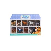 Spirit riding free 10 piece horse collection