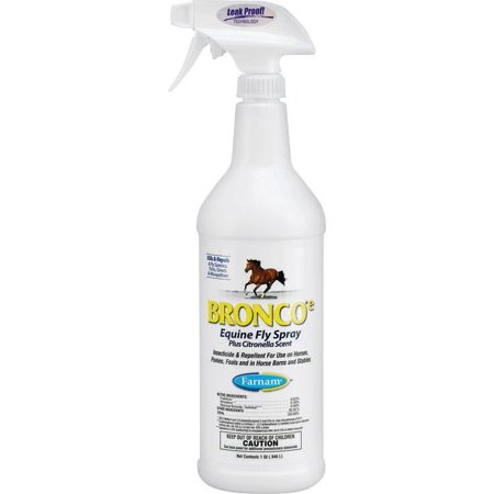 Bronco Equine Fly Spray, 32 oz