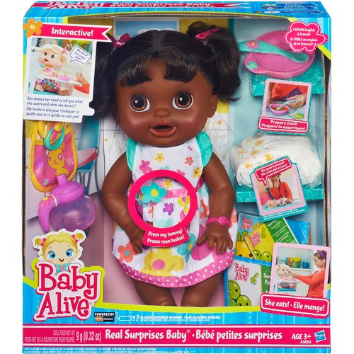 Baby Alive Clothes At Walmart Extraordinary Baby Alive Real Surprises Baby Doll Walmart