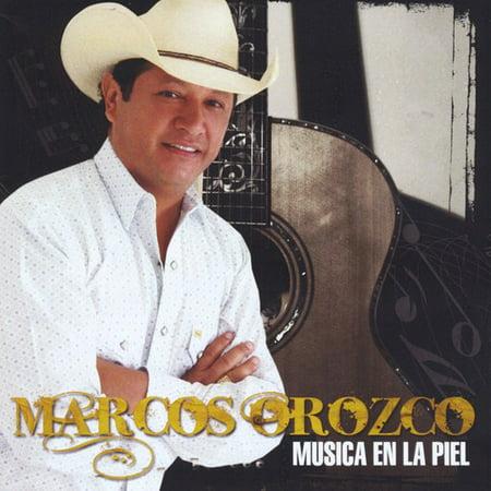 Marcos Orozco - Musica En La Piel [CD] - Musica Halloween Terrorifica