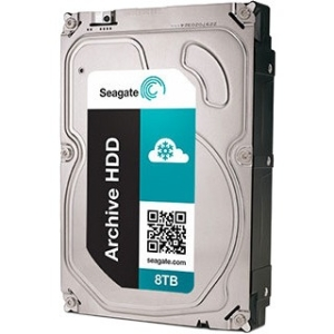 "Seagate Archive ST8000AS0002 8 TB 3.5"" Internal Hard Drive SATA 5900 128 MB Buffer by Seagate"