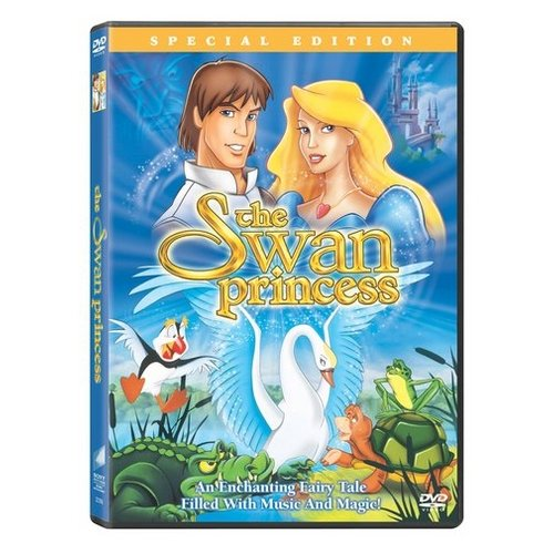 The Swan Princess (Special Edition) (Full Frame)