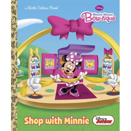 Shop with Minnie (Disney Junior: Mickey Mouse Clubhouse) - Minnie And Mickey Mouse Halloween Coloring Pages