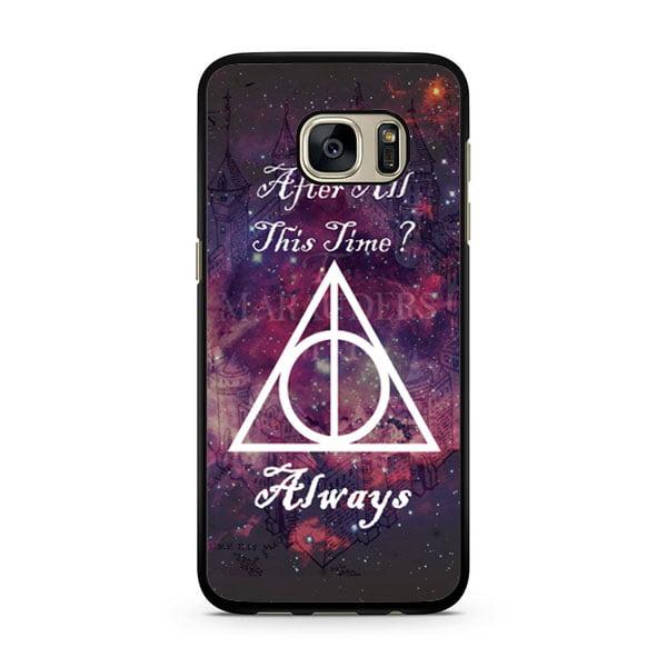 Harry Potter Always Galaxy S7 Edge Case