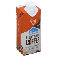 Bulletproof Cold Brew Coffee Vanilla, 11.1 FL OZ
