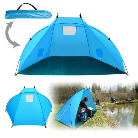 724a57ed5daf Strong Camel Fishing Beach Tent Camping Hiking Picnic Sunshade Shelter  Canopy Sport Sun Shelter Outdoor - Walmart.com