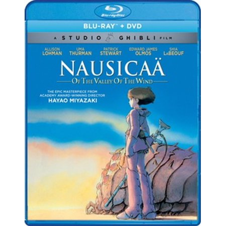 Nausicaa Of The Valley Of The Wind (Blu-ray) (Nausicaa Of The Valley Of The Wind Anime)