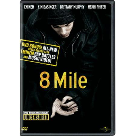 Milf Island - 8 Mile (DVD)