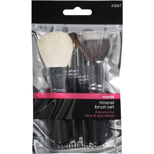 Mineral brush set