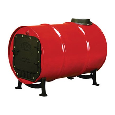 Ci Barrel Stove Kit (Wood Stoves Accessories)