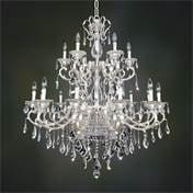 Image of Allegri by Kalco Lighting 022150-017-FR001 Rafael 21 Light Chandelier in Two Ton